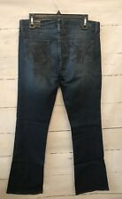 """NWT KUT from the Kloth Farrah Baby Boot Cut Jeans Size 8 Inseam 32"""" Nordstrom"""