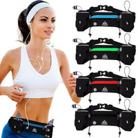 Running Bum Bag Fanny Pack Waist Bags Money Belt Pouch Sports Bottle Holder