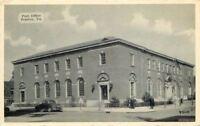 1940s Post Office roadside Warren Pennsylvania B &B Smoke Shop Dexter 3069