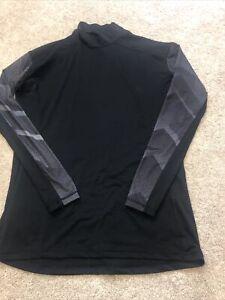 Adidas Climalite Running Top Size 2Xl Black
