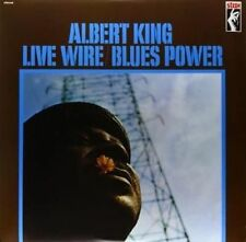 Albert King Live Wire Blues Power Vinyl LP