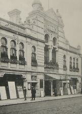 LEICESTER THE PALACE BELGRAVE GATE PHOTO POSTCARD
