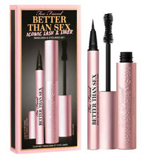 Two Faced BETTER THAN SEX LASH AND LINER DUO - Color: Black