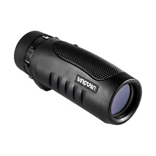 Wide View Monocular with Carry Clip Waterproof 6X32 Outdoor Camping HD Hunting
