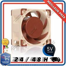 Ventilateur Silencieux Noctua NF-A4x20 FLX 3 Broches 5V 40mm Marron Pour Pc