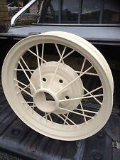 TUDOR WHEELS LTD Vintage Classic Wheel Restoration FORD MODEL Y TYPE MODEL C