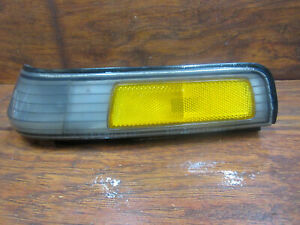 Honda Accord: 1988, 1989, Left Side Marker, Park, Signal Light (fender mounted)