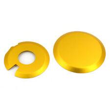 Gold Engine Clutch Case Cover Guard Protector For Suzuki DRZ400S DRZ400SM DRZ400