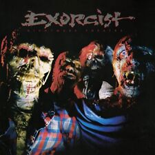 EXORCIST - NIGHTMARE THEATRE (LIMITED BLOOD-RED VINYL)   VINYL LP NEW+