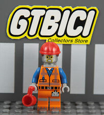 LEGO THE MOVIE  MINIFIGURA  `` ROBO EMMET  ´´  REF 70816 100X100 ORIGINAL