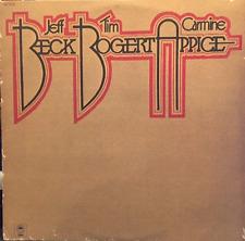"""Jeff Beck """"Beck, Bogert & Appice"""" Epic Lp KE 32140"""