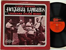 Hackberry Ramblers - Louisiana Cajun Music LP 1963 US Press Arhoolie F5003 EX+