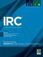 International Residential Code for One & Two Family IRC