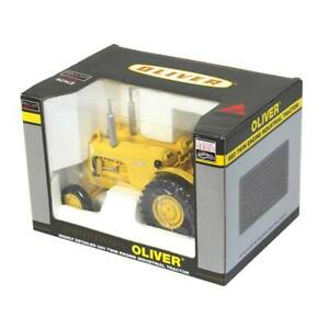 1/16 Limited Edition Oliver 880 Twin Engine Industrial Yellow Tractor SCT264B