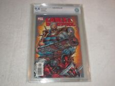 CABLE AND DEADPOOL 1 CBCS 9.6