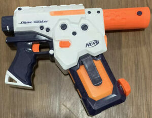 Nerf Super Soaker Thunderstorm With Water Clip