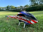 Goblin 500 Sport RC Helicopter USA Lt Edition Body with Extras