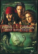 PIRATES OF THE CARRIBEAN: DEAD MAN'S CHEST 2006 DVD!!! Widescreen Johnny Depp