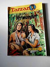 Tarzan Der König des Dschungels Nr.38 Original Ausgabe 1959-1961 schwarzweiß