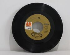 "45 RECORD 7""- THE CARPENTERS - SING"