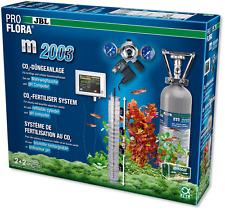 JBL ProFlora m2003 CO₂-Düngeanlage mit 2 kg Mehrwegflasche und pH-Steuergerät