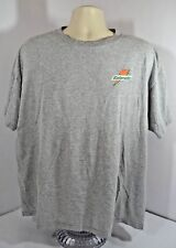 Vtg Gatorade Nba Basketball Gray Crew Neck Sports Spellout T-Shirt Mens Xl