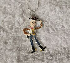 Toy Story Woody Inspiré Grand Charme Collier indésirables + Cadeau Gratuit Sac