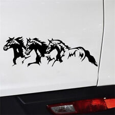 1PC Running Horses Car Vehicle Self-Adhesive Sticker Waterproof Decal Decoration