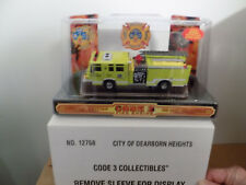1/64 DEARBORN HEIGHTS PIERCE QUANTUM Engine-31 Code 3