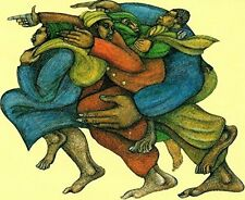 """""""The Way to Freedom"""" Limited Edition 1500 Ethnic Art By Charles Bibbs"""