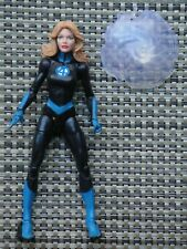 Marvel Legends Invisible Woman action figure Super Skrull BAF series FF