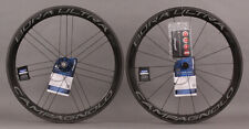 Campagnolo Bora Ultra 50 Carbon Clincher Wheelset CULT Bearings Dark Label
