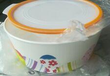 Boîte Optimum paques ronde 1,5L  Tupperware