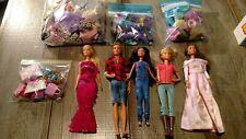 Vintage Barbie Doll Lot - 1990s - Dolls, Clothes, Accessories