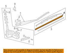 HONDA OEM Wiper Washer-Windshield-Blade Insert 38472SB3305