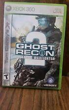 Ghost Recon 2: Advanced Warfighter -- (Microsoft Xbox 360, 2006) Complete CIB