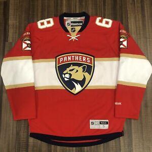 Reebok Jaromir Jagr Florida Panthers NHL Hockey Jersey Red Home S