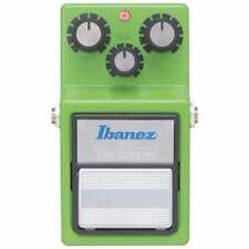Ibanez TS9 Tube Screamer Overdrive Effects Pedal