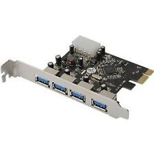 I/o PCI-Express Digitus 4x Extensión Usb3. 0