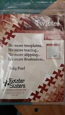 Twister Sisters - Pinwheel Tool & Instructions