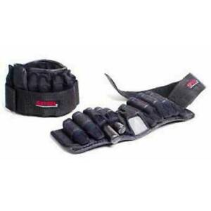 Ankle Weights 1 pair, Durable, 5 lb included, more can be added. Brand New!