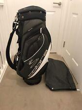 Cobra Trolley Bag + Rain Hood. Very Good Condition.