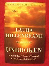 Unbroken : A World War II Story of Survival, Resilience & Redemption (2010 HBDJ)