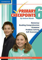Cambridge Primary Checkpoints - Preparing for National Assessment 6 by Woods, An