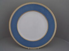 Dinner Plate Blue Wedgwood Porcelain & China