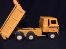 """Ertl  Dump Truck  Press Steel 13 """" long"""