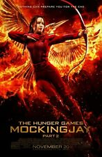 Hunger Games 4 Mockingjay original movie poster -  27x40 - FINAL  KATNISS