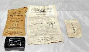 American Flyer 709 Lockout Eliminator vintage S gauge in Envelope w/instructions