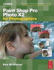 Paint Shop Pro Photo X2 for Photographers-ExLibrary