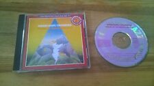CD Ethno Mahavishnu Orchestra-VISONS OF THE EMERALD BEYOND (13) chanson Columbia